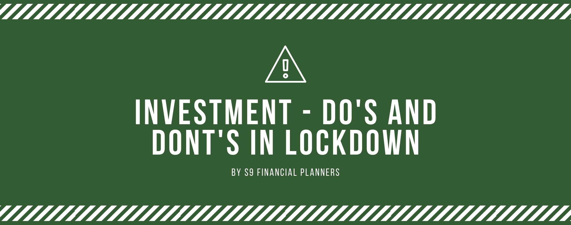 Investment-tips-in lockdown